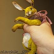 Куклы и игрушки ручной работы. Ярмарка Мастеров - ручная работа Крольчиха. Handmade.