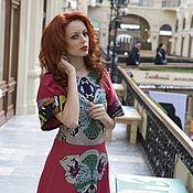 """Одежда handmade. Livemaster - original item Авторское платье """"Драгоценная мозаика"""". Handmade."""
