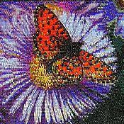 Картины и панно handmade. Livemaster - original item Tapestry of beads
