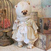 Куклы и игрушки ручной работы. Ярмарка Мастеров - ручная работа Мишка Весна. Handmade.