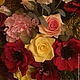 Интерьерные композиции ручной работы. Заказать букет с красными маками. Гаяне Шахпарян. Ярмарка Мастеров. Букет из полимерной глины, свадьба