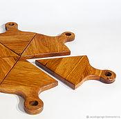 Посуда handmade. Livemaster - original item The flow Board. Handmade.