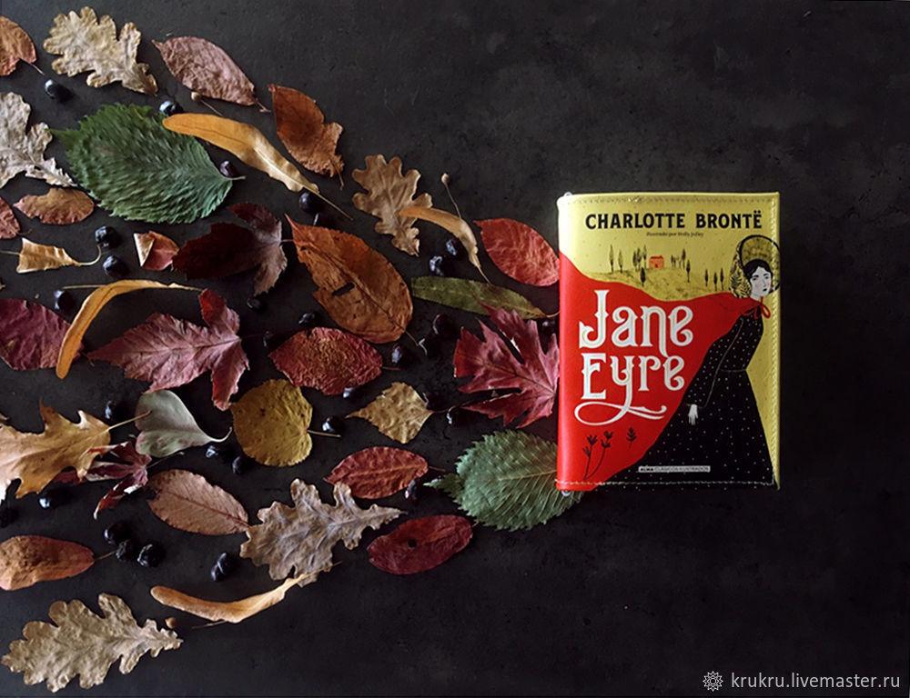 Джейн Эйр Сумка Книга из кожи или кожзама, Классическая сумка, Москва,  Фото №1