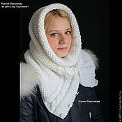 Аксессуары handmade. Livemaster - original item Snood