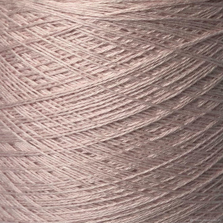 Пряжа шелк суперкидмохер SERENA пудра – купить на Ярмарке Мастеров – NPNUGRU | Пряжа, Санкт-Петербург