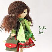 Куклы и игрушки ручной работы. Ярмарка Мастеров - ручная работа Стрелец.Кукла текстильная. Знаки зодиака.Сагитта Риус. Handmade.