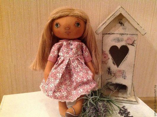 Куклы тыквоголовки ручной работы. Ярмарка Мастеров - ручная работа. Купить Кукла тыквоголовка. Handmade. Бежевый, натуральные ткани