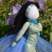 "Фен-шуй и эзотерика handmade. Livemaster - original item Кукла Желанница ""Прекрасная Лея"". Handmade."
