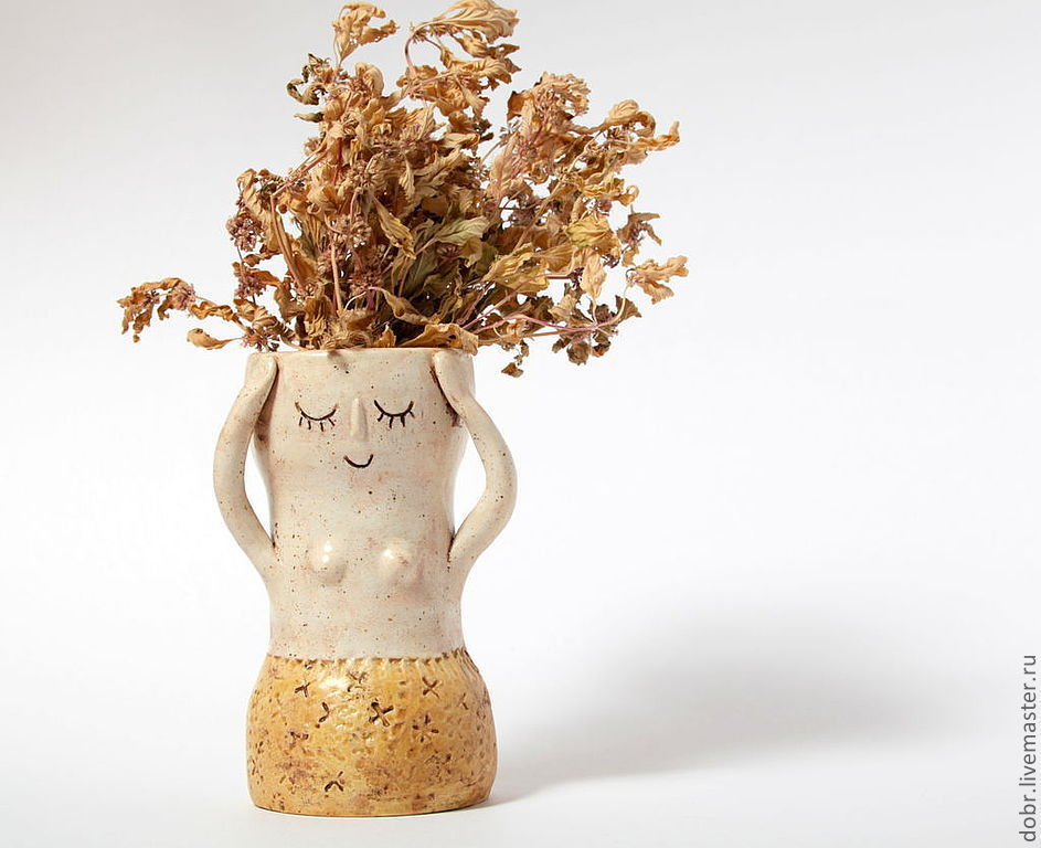 vases handmade livemaster handmade buy ceramic interior decoration