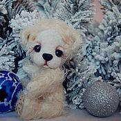 Куклы и игрушки ручной работы. Ярмарка Мастеров - ручная работа Я буду рядом в Рождество... Люсиль. Handmade.
