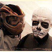 Одежда ручной работы. Ярмарка Мастеров - ручная работа Дреды для пейнтбольной маски.. Handmade.