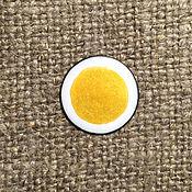 Материалы для творчества handmade. Livemaster - original item Overglaze paint FERRO Metallic Serie No. №55325 rich gold. Handmade.