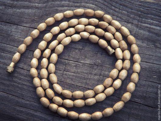 Ожерелье `Дриада` 001 Материал: Дерево Размер: 51,7 см, 53,7 см Цена: 250р В наличии: 2