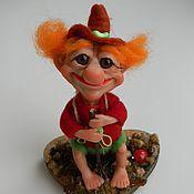 Куклы и игрушки ручной работы. Ярмарка Мастеров - ручная работа Странствующий клоун. Handmade.