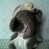 Куклы и игрушки ручной работы. Ярмарка Мастеров - ручная работа Слоник Тесси,20 см.. Handmade.
