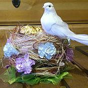 Подарки к праздникам ручной работы. Ярмарка Мастеров - ручная работа Опять Весна на белом свете.... Handmade.