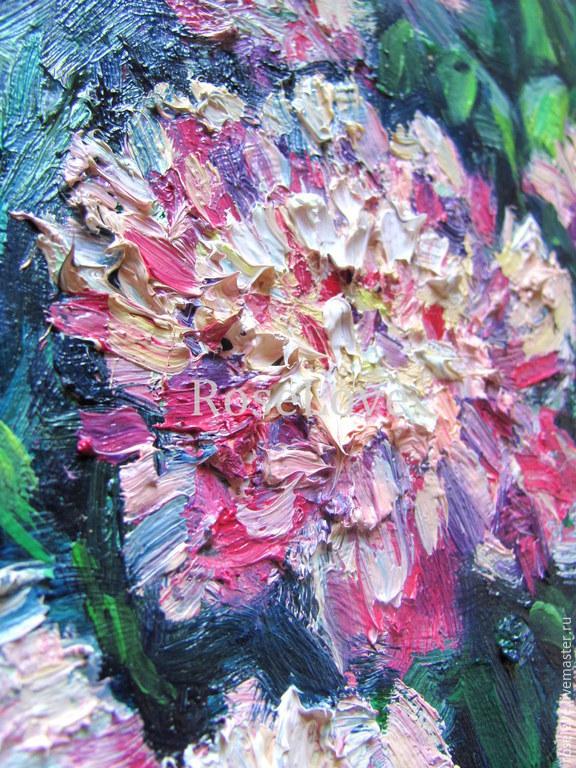 Oil Painting Peonies..pink` Catherine Aksenova.painting Peonies,painting  Pink Peonies