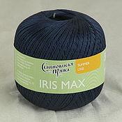 IRIS max (ИРИС макс) хлопок мерсеризованный_100% 100г-525м школа (135)