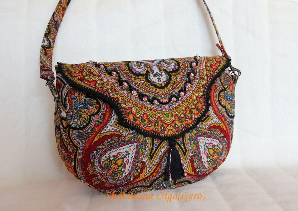 Декоративные сумочки ручной работы мастер класс