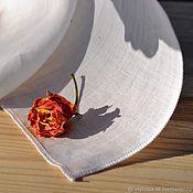 Косметика ручной работы handmade. Livemaster - original item Muslin cloth for face cleansing. Handmade.