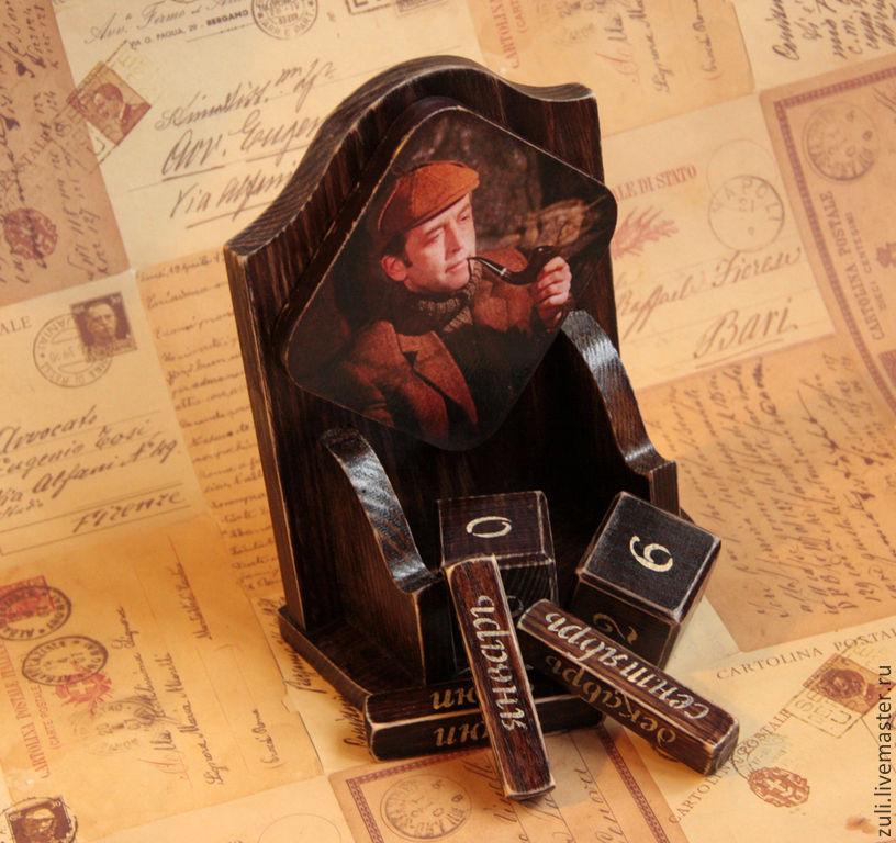 Perpetual calendar 'Holmes', Calendars, Podolsk,  Фото №1