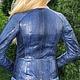 Верхняя одежда ручной работы. Куртка из питона. BLOOM. Ярмарка Мастеров. Куртка женская, питон