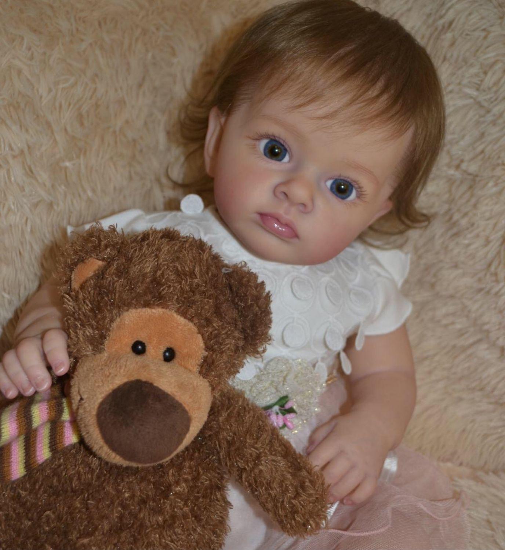 Кукла реборн на заказ!, Куклы, Кострома, Фото №1