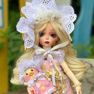 Куклы и игрушки ручной работы. Ярмарка Мастеров - ручная работа Коллекционная кукла ручной работы кукла шарнирная. Handmade.