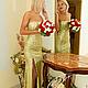 """Корсеты ручной работы. Корсетное платье из пайеток """" Golden Lady"""". Ксения Jesofa (jesofa-corset). Интернет-магазин Ярмарка Мастеров."""