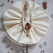 Куклы Тильда ручной работы. Ярмарка Мастеров - ручная работа Кукла тильда Эмма. Handmade.