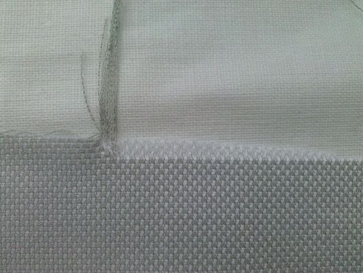 Шитье ручной работы. Ярмарка Мастеров - ручная работа. Купить Ткань серая 100% хлопок. Handmade. Ткань для шитья, ткани