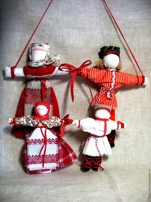 Самая простая кукла оберег