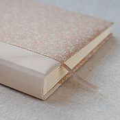 Канцелярские товары handmade. Livemaster - original item Photo album with fabric cover / Hlopova cover. Handmade.