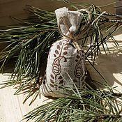 Сувениры и подарки ручной работы. Ярмарка Мастеров - ручная работа Саше ароматическое. Handmade.