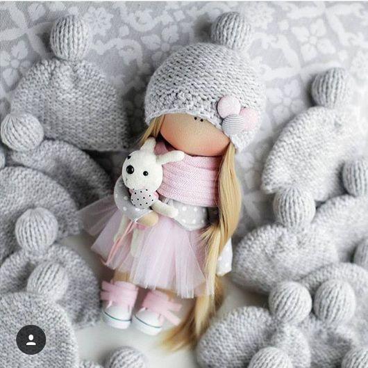 Одежда для кукол ручной работы. Ярмарка Мастеров - ручная работа. Купить Шапка. Handmade. Одежда для кукол, одежда на заказ, одежда