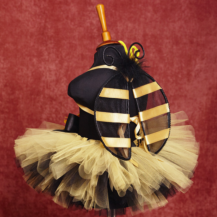 Костюмы пчелки своими руками 380