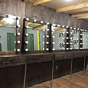 Для дома и интерьера ручной работы. Ярмарка Мастеров - ручная работа Гримерные зеркала и подвесные столики. Handmade.