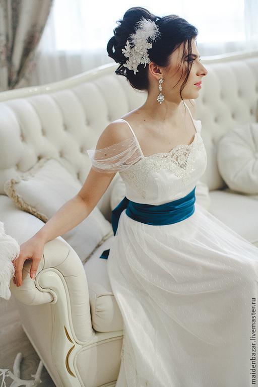 Украшение для волос и серьги, Вы можете посмотреть в нашем втором магазине maidenbazar `BRIDAL COLLEKTION`