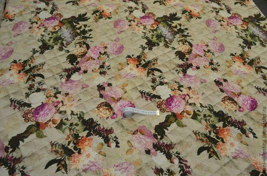 Шитье ручной работы. Ярмарка Мастеров - ручная работа. Купить Ткань плательно-костюмная. Handmade. Ткань, ткани, итальянские ткани