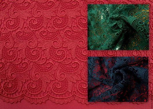 """Шитье ручной работы. Ярмарка Мастеров - ручная работа. Купить Кружево макраме """"Завиток"""" 3 цвета. Handmade. Разноцветный"""