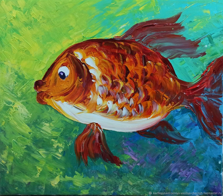 Рыба, Картины, Лебедянь,  Фото №1