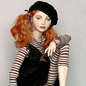 Куклы и игрушки ручной работы. Ярмарка Мастеров - ручная работа Полли Авторская коллекционная кукла. Handmade.