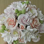 Свадебный салон handmade. Livemaster - original item Bouquet