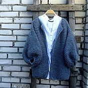 Одежда handmade. Livemaster - original item Knitted jacket