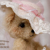 """Куклы и игрушки ручной работы. Ярмарка Мастеров - ручная работа Мишки Тедди из серии """"Розовое настроение"""". Handmade."""