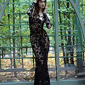 """Одежда ручной работы. Ярмарка Мастеров - ручная работа Платье """"Недосказанность"""". Handmade."""