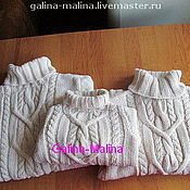Одежда handmade. Livemaster - original item Family sweaters!!!. Handmade.