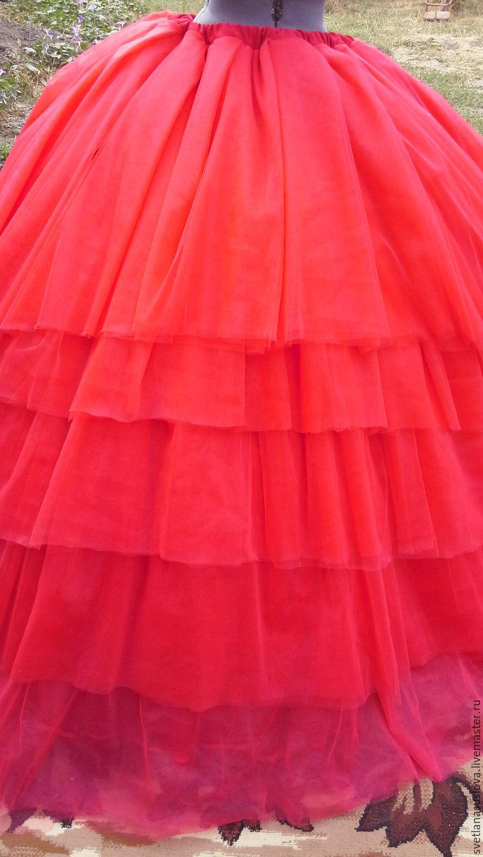 Сшить праздничное платье для девочки 18