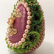 Подарки к праздникам handmade. Livemaster - original item Decorative egg