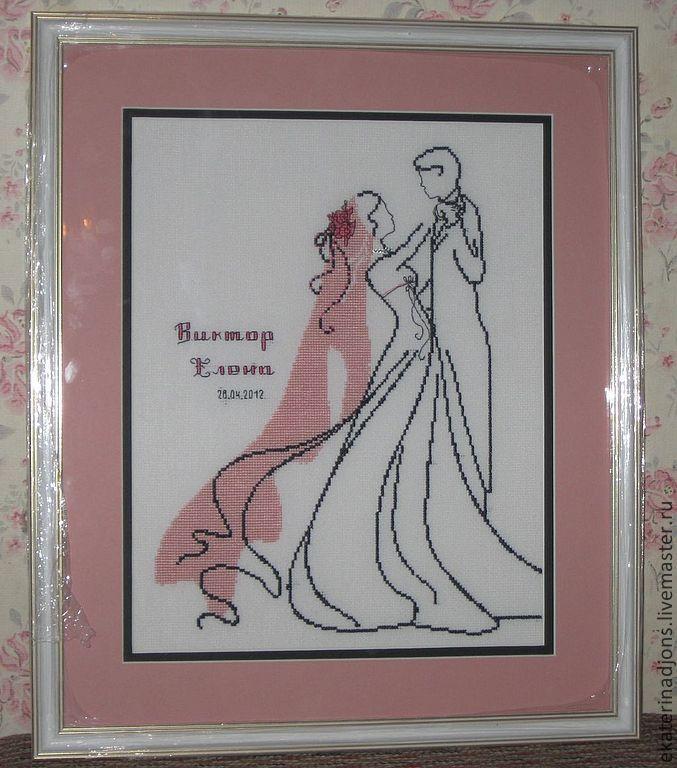 Свадебные картинки вышивка, человек паук
